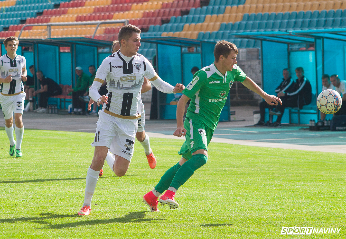 FC Torpedo-Minsk - FC Gomel. 09/07/2017. Belarus Cup