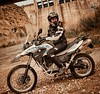 miniature BMW G 650 GS Sertão 2013 - 5