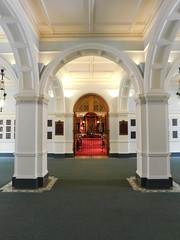BC Legislative Chamber