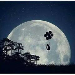 Boa Madruga... #blogauroradecinemadeseja  #moonlight #moon #luna #lua  #hastamañana #bonmatin