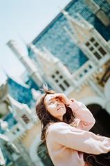 蜜月東京迪士尼