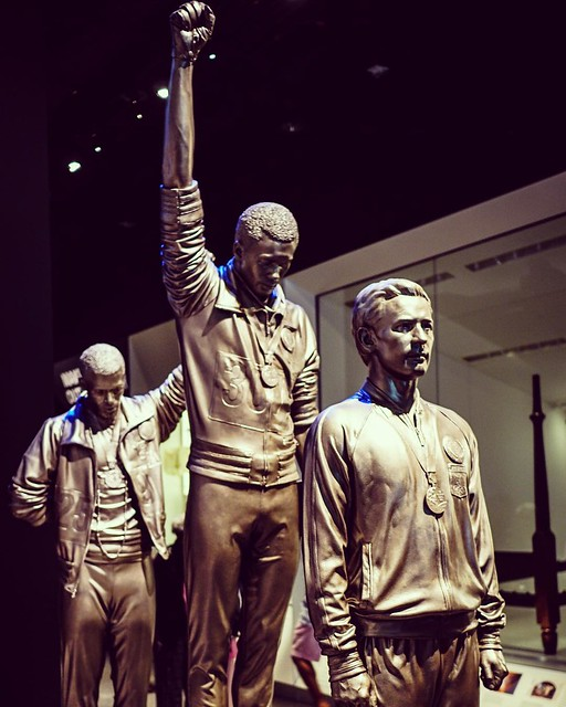 Remember the times when the future was born. nmaahc #history #1968 #lovealwayswins