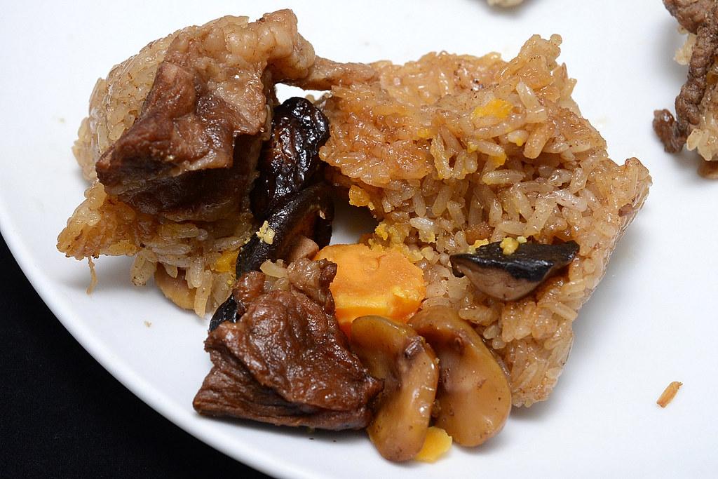 深坑竹香肉粽