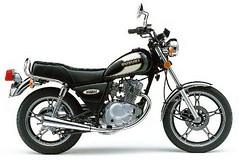 Suzuki 125 GN 1987 - 1