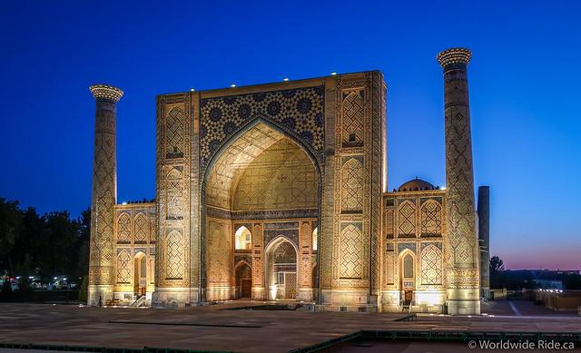 Samarkand Uzbekistan-2