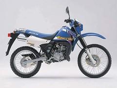 Kawasaki KMX 125 1986 - 6