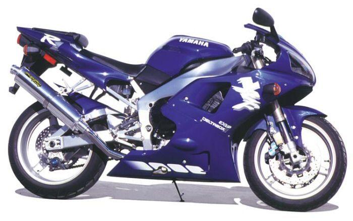 Yamaha YZF-R1 1000 2000 - 26