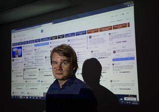 QUT Associate Professor Martin Obschonka from the Australian Centre for Entrepreneurship Research