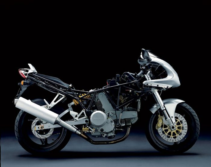 Ducati 800 SS 2004 - 15