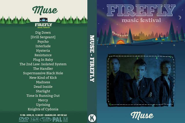 Muse - Firefly 2017