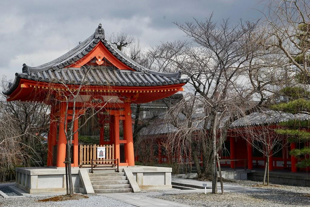 Sanjusangendo Temple Bell