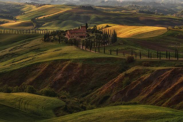 Tuscan moods, Nikon D750, AF-S Nikkor 70-200mm f/4G ED VR