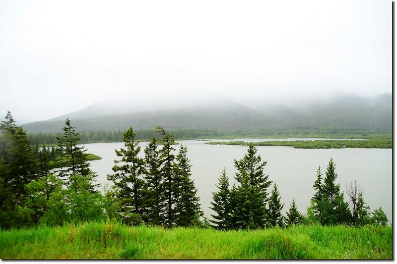 加拿大一號公路山景 1