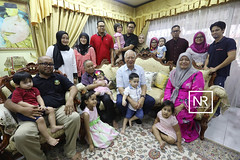 Menziarahi YH.Dato'Haji Faisal B.Haji Abdullah,Mantan Ketua Umno BHG Indera Mahkota.Medan Tok Sira,Kuantan.22/4/17