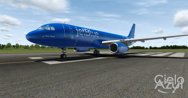 "JetBlue ""Blue Finest"" (N531JL) v1.6"