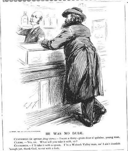 he was no dude (1895)