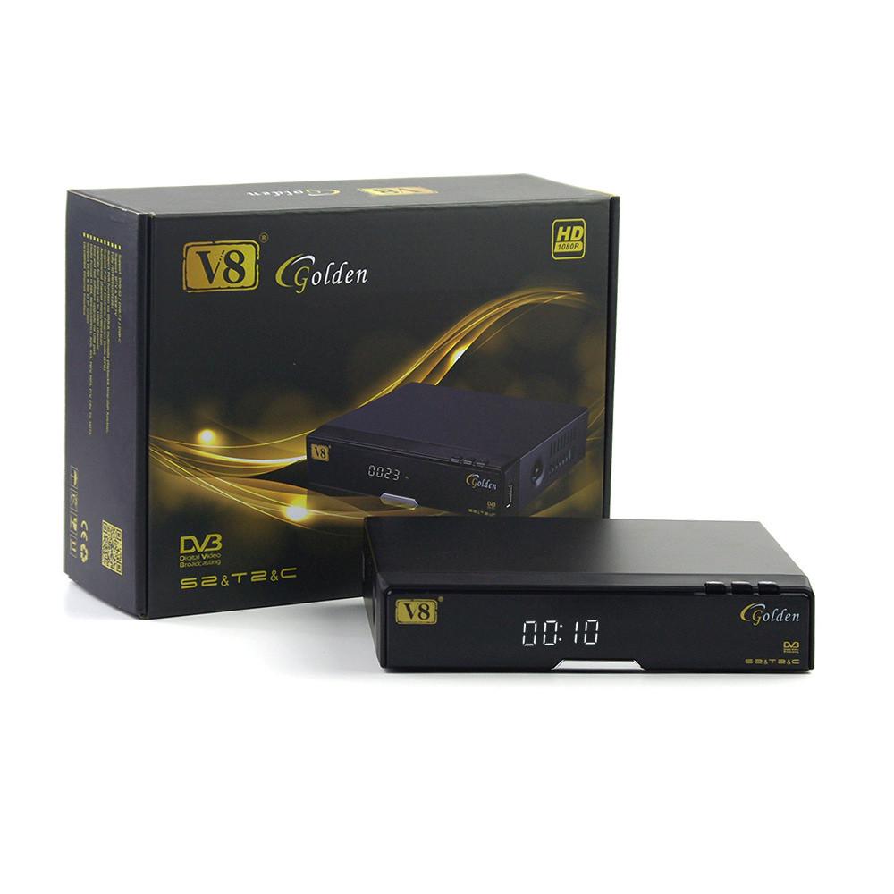 Đầu thu V8 Golden