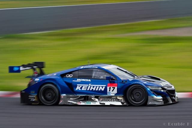 SUPER GT Official Test at Suzuka Circuit 2017.7.1 (93)