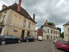 Rue de la Liberté, Semur-en-Auxois - Rue du Lycée - MMA - Photo of Corrombles