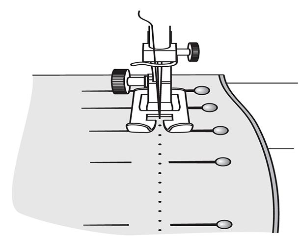 Technical pin