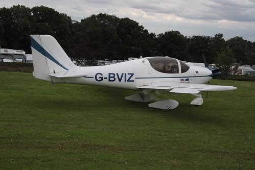 G-BVIZ Europa Sywell 040915
