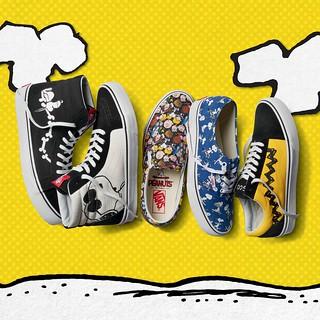 兩股擋不住的魅力今夏再度合體!! Vans x Peanuts 聯名系列商品6月17日全台上市!!