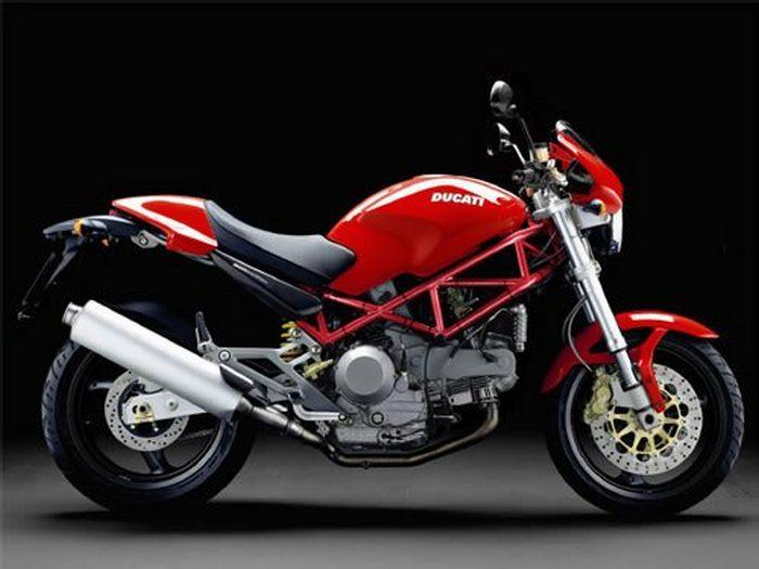Ducati 1000 MONSTER 2003 - 4