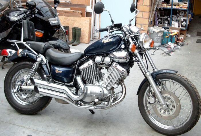 Yamaha 535 VIRAGO 1993 - 4