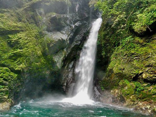 Baler Philippines Picture : Water falls
