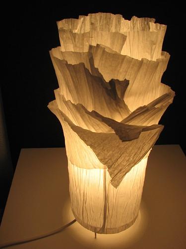 Lampe organique