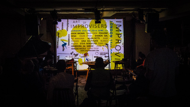 Art of Improvisers performances at Cafe Oto, Thursday 15th June