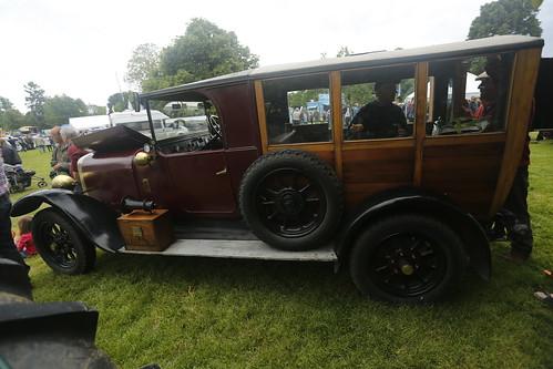Austin Twenty Woody - 1920