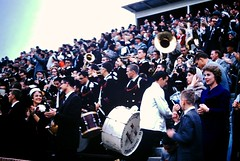 Found Photo - Howard College Football Game