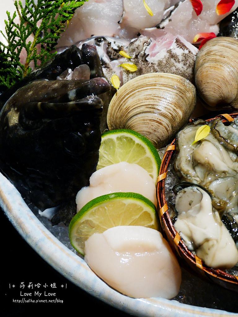 台北國父紀念館站附近餐廳美食推薦囍聚精緻鍋物高檔海鮮火鍋 (6)