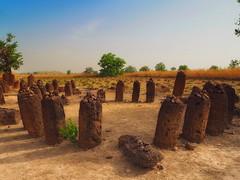 Wassu Stone Circle, The Gambia