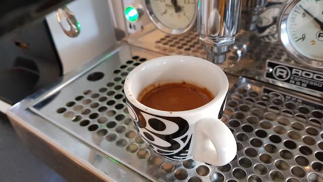 Cignobianco espresso shot
