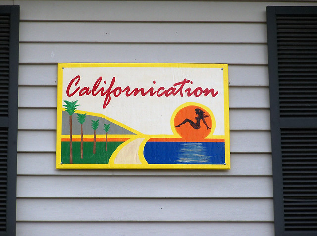 OH Oxford - Californication