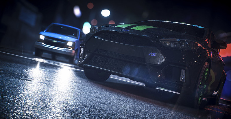 Need for Speed / Ford Focus RS 2016