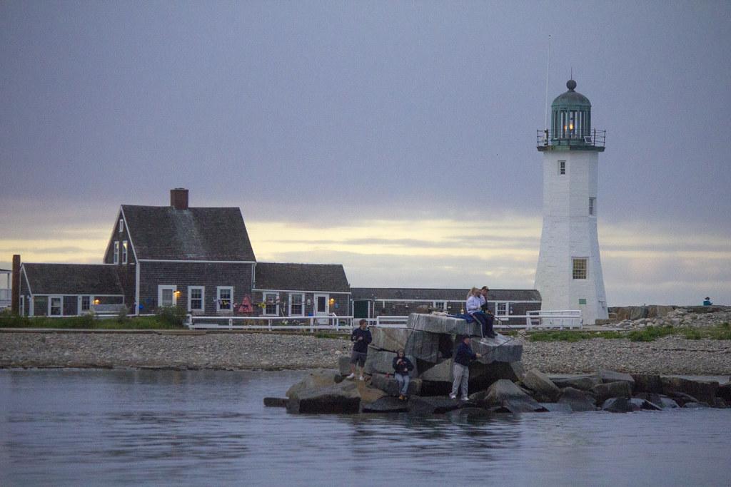 Scituate South Shore Massachusetts Tripcarta