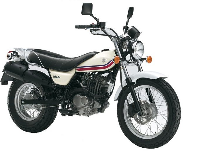 Suzuki 125 VAN VAN 2016 - 5