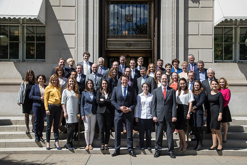 AmCham EU/ACE Delegation to New York and Washington, DC, May 2017