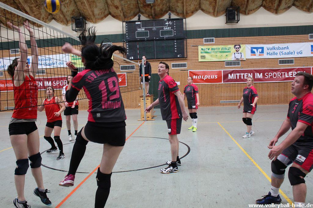 Volleyball Traditionspokal 2017