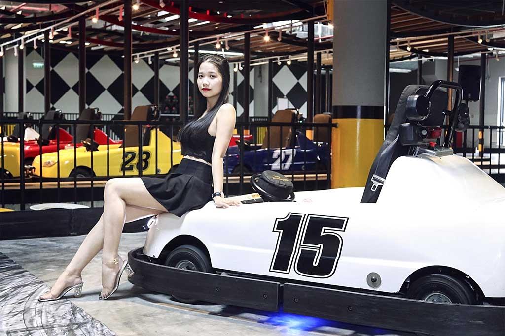 Helio Go Kart Race 2017 2