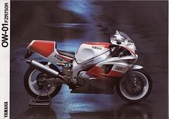Yamaha FZR 750 R - OW 01 1989 - 4