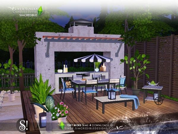 The Sims 4 - 5 esterni moderni per l'estate!