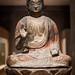 Small photo of Seated Amida Buddha, early 12th century