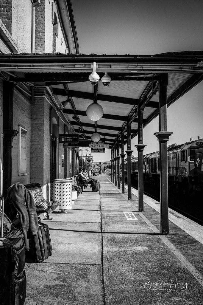 Yass Train Station