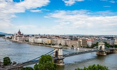 Taste of Budapest6.  Chain Bridge and Parliament