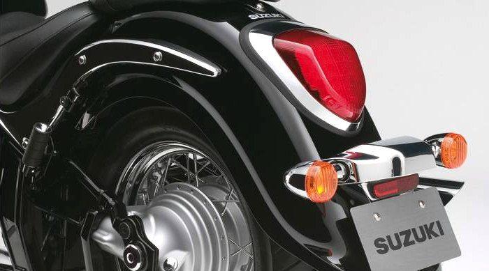 Suzuki C 800 INTRUDER 2009 - 7