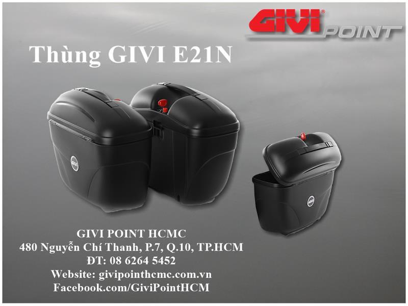 Thung xe Givi - 16